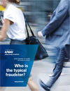 Who is the typical fraudster?